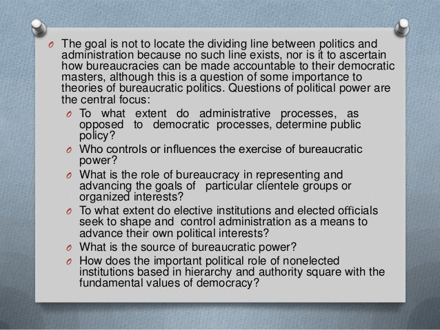 bureaucracy essay Start studying chapter 13: the federal bureaucracy (essays) learn vocabulary, terms, and more with flashcards, games, and other study tools.
