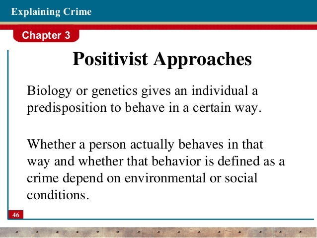 how biotechnology helps to identify criminals criminology essay Criminology, scientific study of the nonlegal aspects of crime and delinquency, including its causes, correction, and prevention, from the viewpoints of such diverse disciplines as anthropology, biology, psychology and psychiatry, economics, sociology, and statistics.