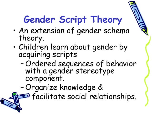 describe and evaluate gender schema theory Outline and evaluate the gender schema theory due to children favouring their in-group schema, children pay attention more to behaviours that effect this schema, for example a little girl will pay more attention to her mother in order to learn more about their gender and develop their schema,.