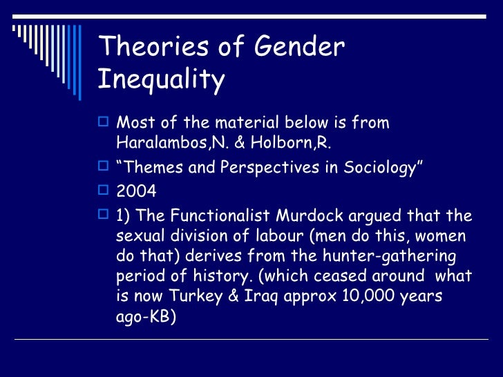 argumentative essay about gender equality The economic arguments for gender equality are overwhelming - but stereotypes keep getting in the way of progress the argument for gender equality is overwhelming.