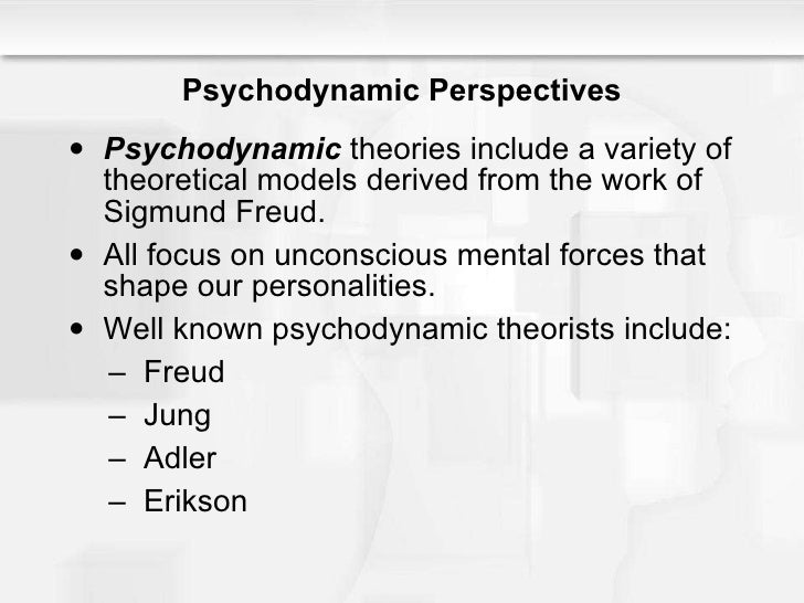 4 personality theorists Personality type theory and trait theory are two opposite sides of how psychologists view personality trait theorists have probably won this the 4 humors.