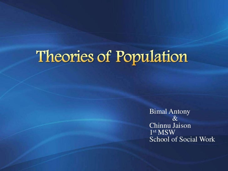 Bimal Antony       &Chinnu Jaison1st MSWSchool of Social Work
