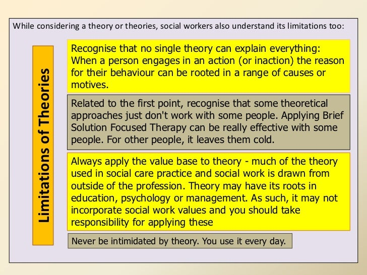 an overview of the five major theoretical perspectives in psychology A theoretical perspective can be generally an overview of four key perspectives share we'll review some of the major theoretical perspectives within.