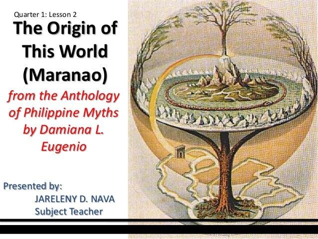 Origin of the word essay