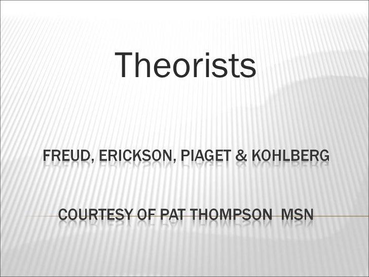 Theorist  rf   order 2