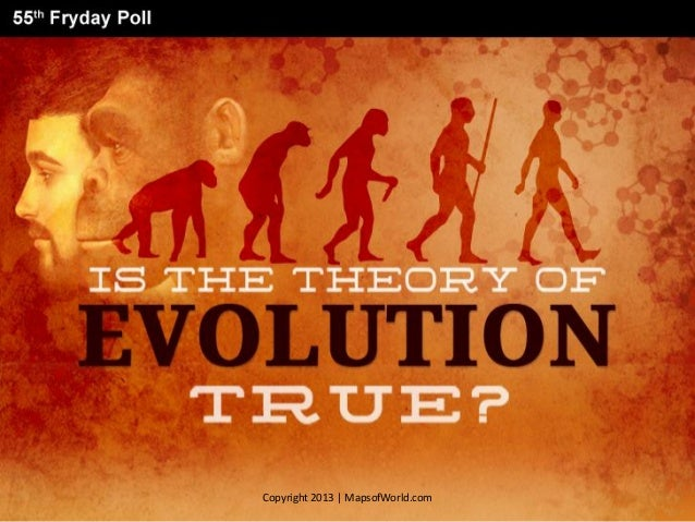 Is The Theory Of Evolution True? - Facts & Infographic