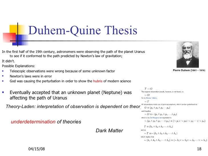 quine essays