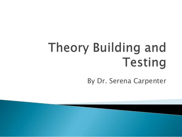 By Dr. Serena Carpenter