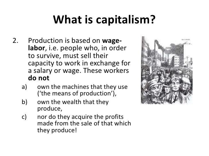 100 years of capitalism essay In capitalism, people and corporations can invest and make decisions about how much things cost, how they are produced, and how to distribute goods list of pros of capitalism 1 private ownership this means people and corporations can own land, goods, and investments private ownership means less government ownership and.