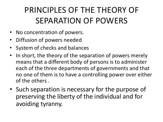 Separation of powers essay << Term paper Academic Service