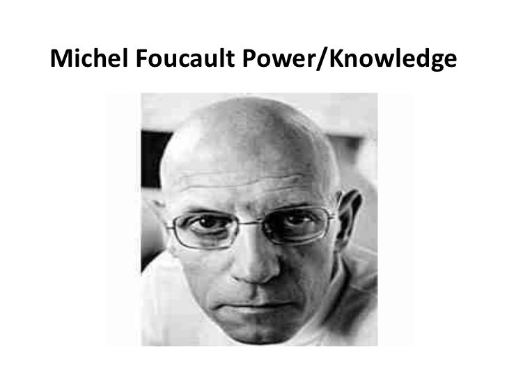foucault and power Late in life, michel foucault developed a curious sympathy for neoliberalism.