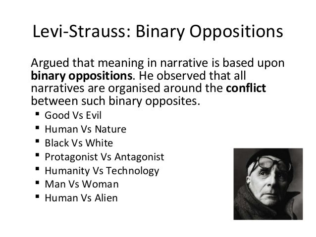discuss the significance of binary oppositions The next philosopher i will discuss with regard to this topic is heraclitus  binary oppositions in wit essay  more about theory of opposition essay.