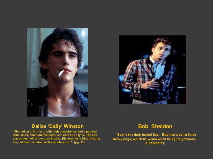 Bob The Outsiders
