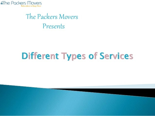 Different types of dating services