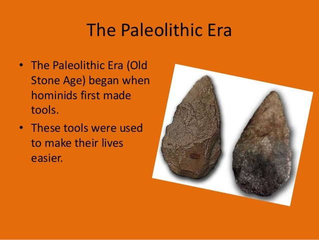 paleolithic and neolithic era essay There were changes that occurred from the paleolithic period to the neolithic period small changes were made in this time, from the culture, to bigger cha.