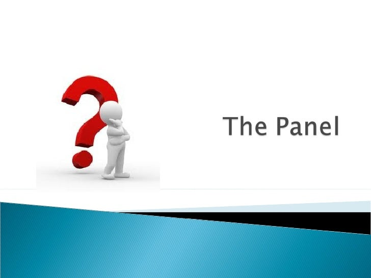 The panel - your questions answered