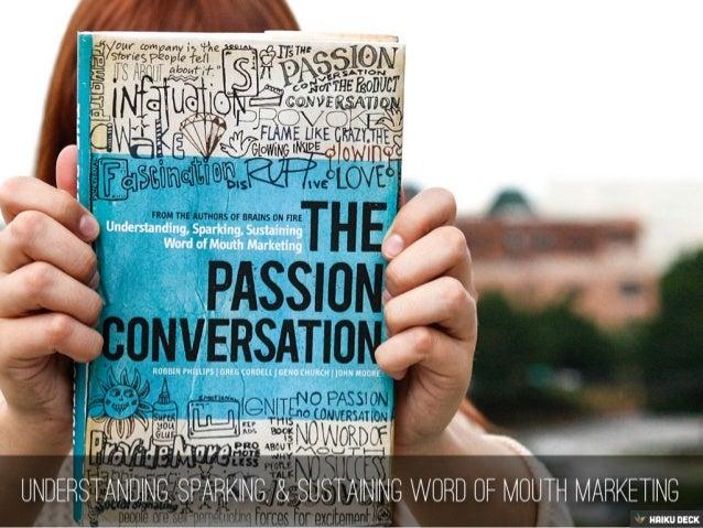 The Passion Conversation