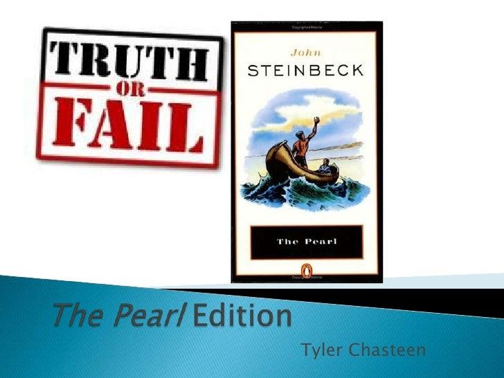 The pearl truth or fail