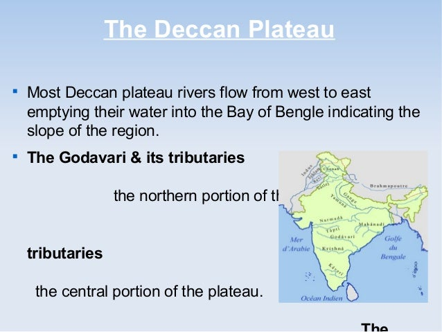 deccan plateau rivers - photo #9