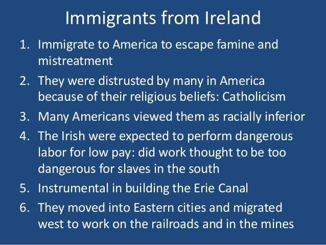 How to Immigrate to Ireland