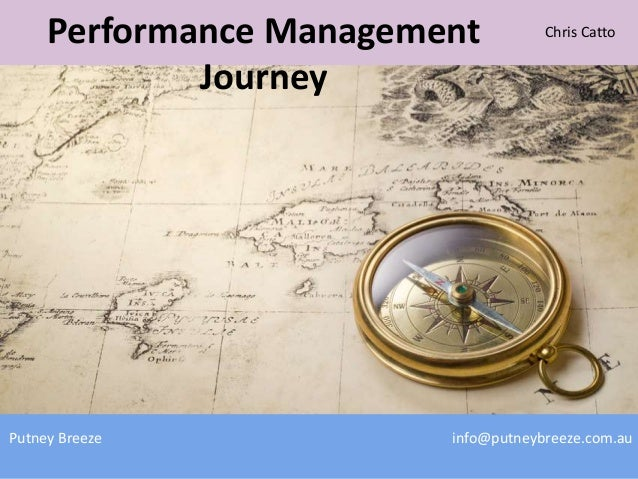 Performance Management          Chris Catto             JourneyPutney Breeze            info@putneybreeze.com.au