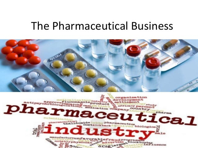 The pharmaceutical business (NEW)