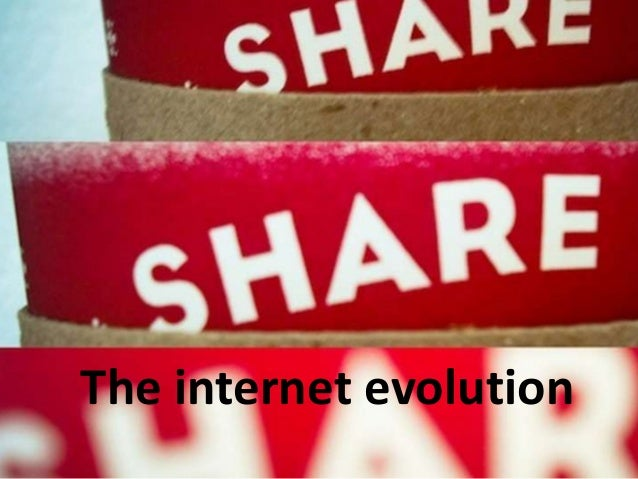 How disruptive is your business? The internet evolution