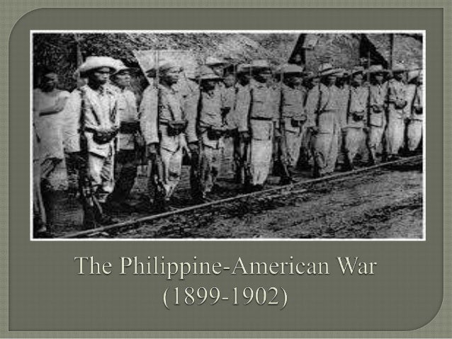 philippine war General franklin bell saw military action in the philippine american war as a major in 1898 by 1902, he was a general in the army and was in charge of pacifying the southern tagalog area.