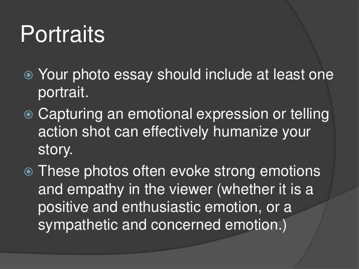 Photographic essays