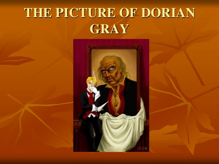 THE PICTURE OF DORIAN GRAY<br />