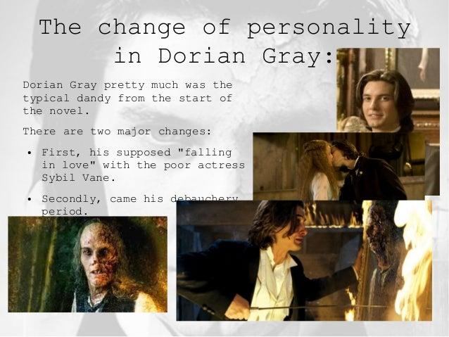 of dorian gray essay