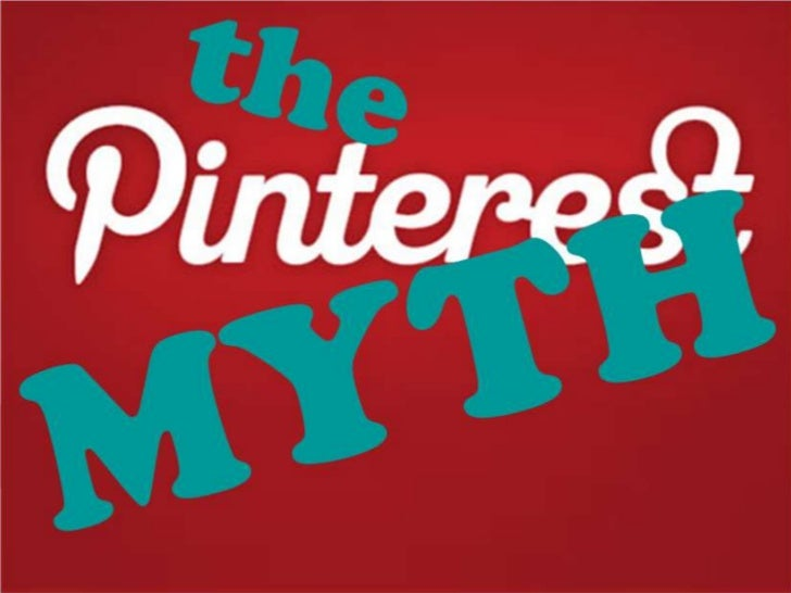 The PinterestMyth    Dr. Augustine Fou        http://www.linkedin.com/in/augustinefou        Tugce Esener        http://tr...