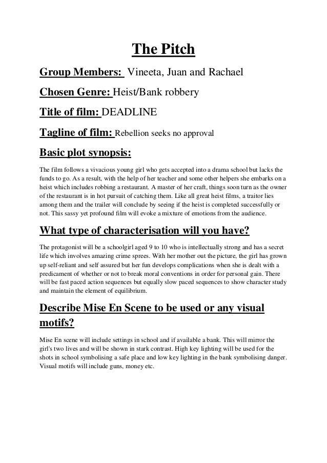 Movie scripts of 206