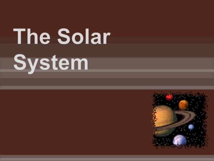 The smallestplanet in the solarsystem.The planet nearestto the Sun.