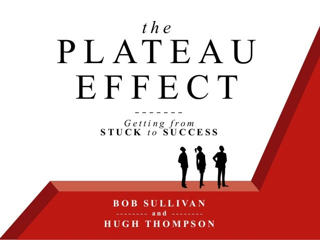 The Plateau Effect Very Interesting