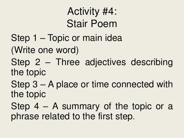 how to write an essay of a poem Top 10 tips for how to write a/8 & 9 english literature essay 2018 // gcse & a level english lit - duration: 15:08 unjaded jade 232,494 views.