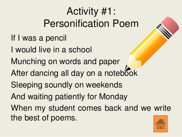 How to Write a Poem for School