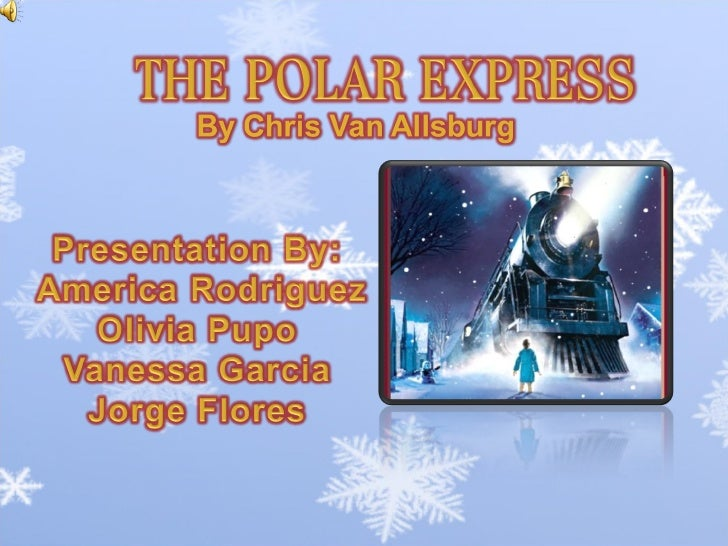 The Polar Express Final Project.
