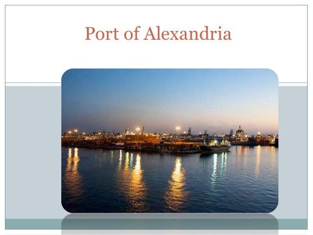Port of Alexandria