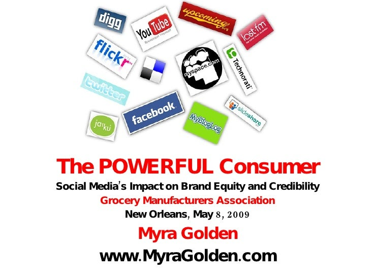 The Powerful Consumer GMA May 09