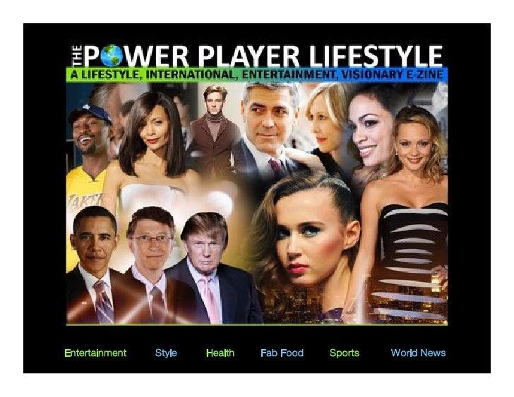 The Power Life Media Kit 2010
