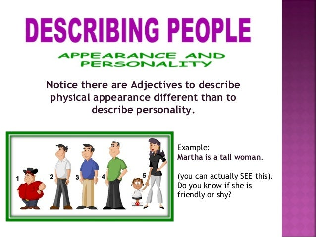 How to Describe Someone: Physical & Personality Traits in French