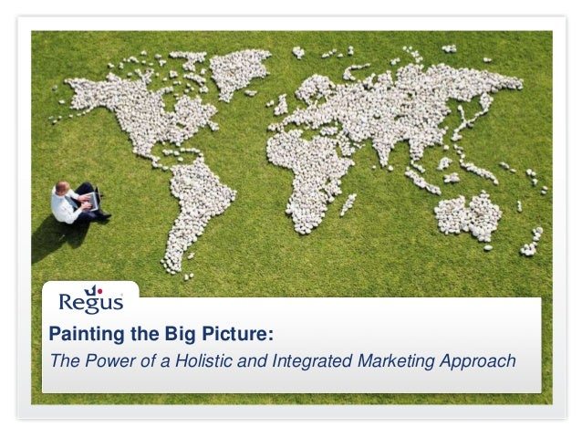 Painting the Big Picture:The Power of a Holistic and Integrated Marketing Approach