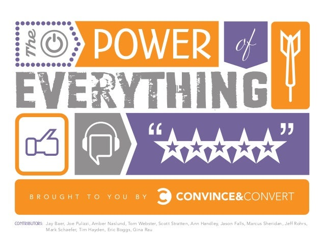 The                                   Power                                                              ofEverything     ...