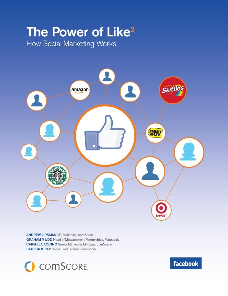 The Power of Like 2 (ComScore) -JUN12