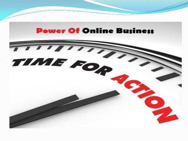 The Power Of Doing Business Online Objectives  Youth sensitization on internet business potential  Knowledge of alternat...