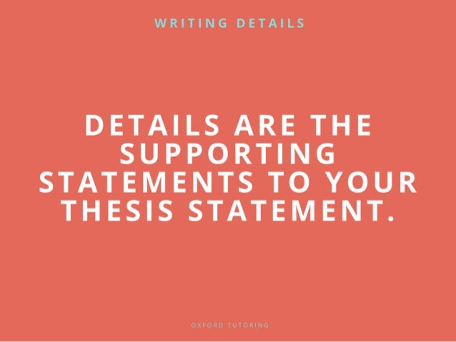 elements of a thesis presentation Thesis elements ppt ranked #1 by 10,000 plus clients for 25 years our certified resume writers have been developing compelling resumes, cover letters, professional.