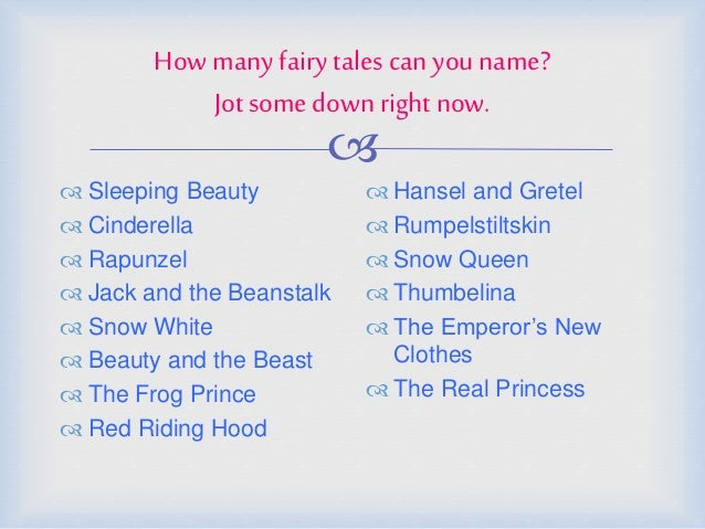 "satirical essay on fairy tales Unfortunately for those born out of fairy tales, ""happily ever afters"" don't exist in the real world wellington, new zealand-based."