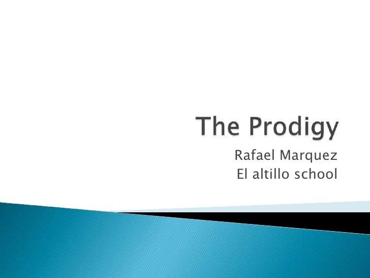 Rafael MarquezEl altillo school