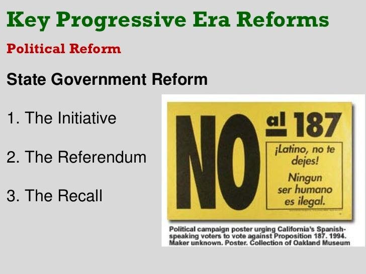 Progressive movement essay